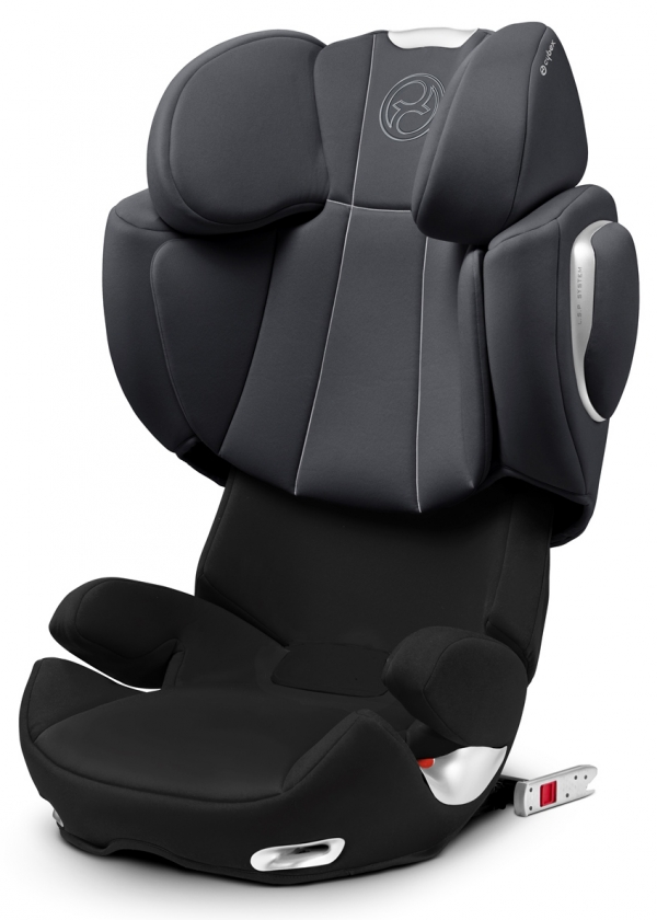Автокресло Cybex Solution Q-Fix Stormcloud