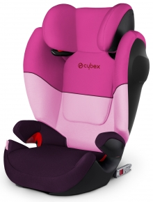 Автокресло Cybex Solution M-Fix SL